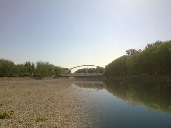 زاینده رود تشنه